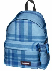 Eastpak-Padded-Pak-R-Checkci Blue