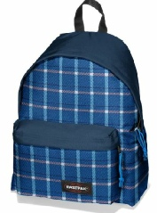 Eastpak-Padded-Pak-R-checki-blue